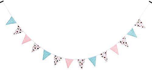 Ginger ray b ho tela floral bunting decoraci n de la boda for Telas marfil malaga